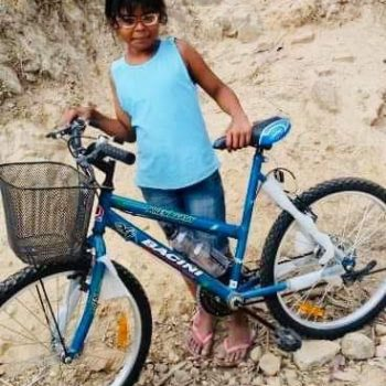 Not just a toy! These bicycles serve as transportation back and forth from school and work. In rural areas, schools can be long walks in bad weather, or hitchhiking, which as you know can be dangerous. These bicycles are life changers! And, yes, they can also be fun for the smaller guys.