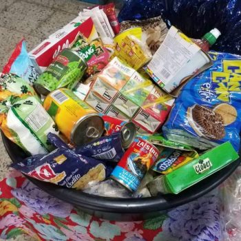 In Honduras, they celebrate Christmas with food and family. They get together as a family on Christmas Eve and the ladies cook all day to have the family eat together at midnight. Other than Jesus...what better gift to receive than the gift of food and family? This package will provide a family of 4 three meals a day for a month. That is 360 meals...and one of those meals being a special Christmas Meal.
